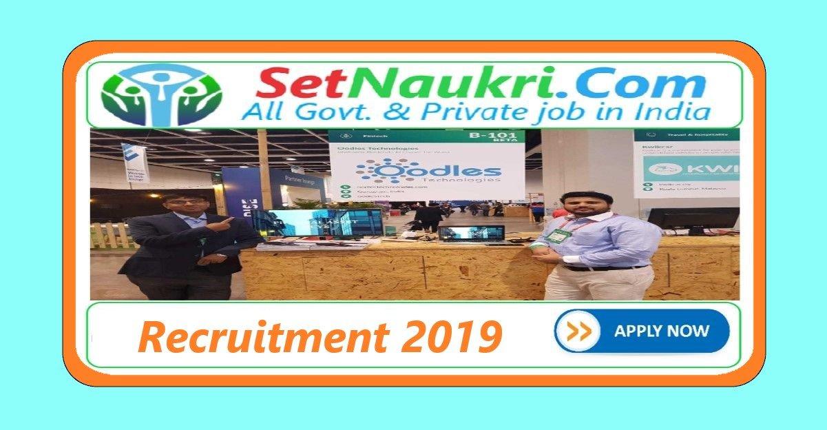 Oodles Technologies Recruitment 2019| Off-Campus - Set Naukri