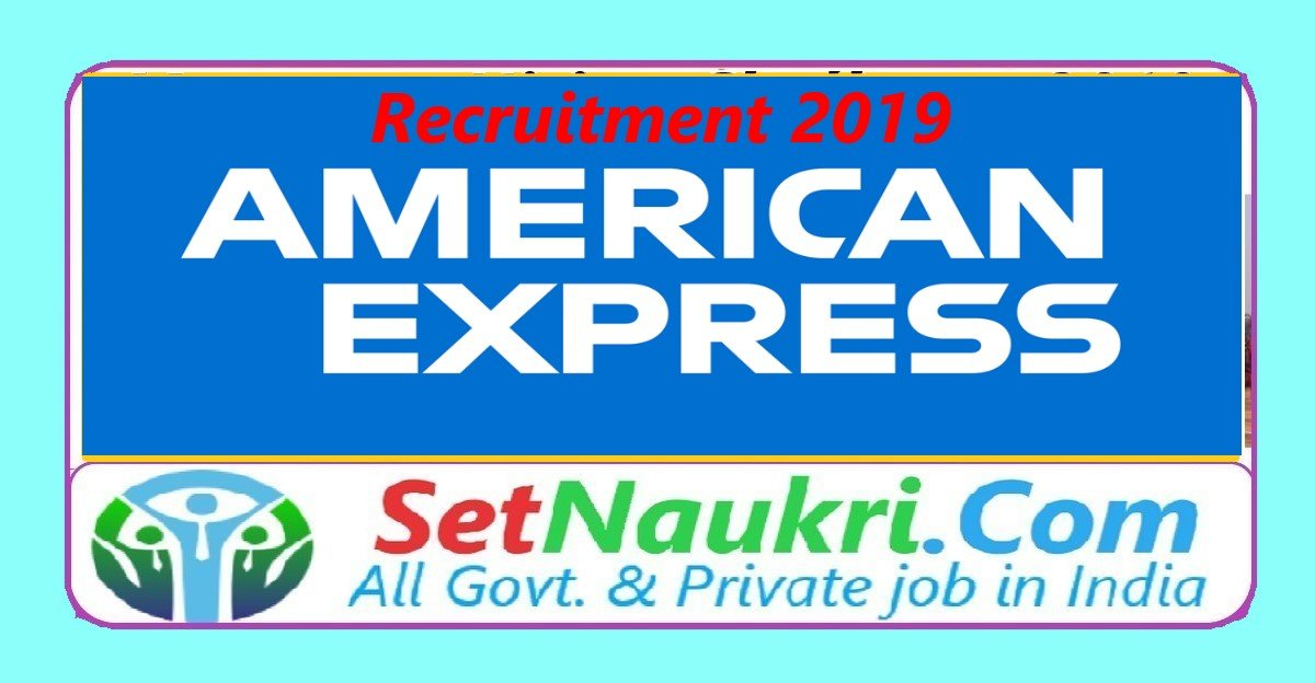 American Express Internship Hiring Challenge | 2021 batch